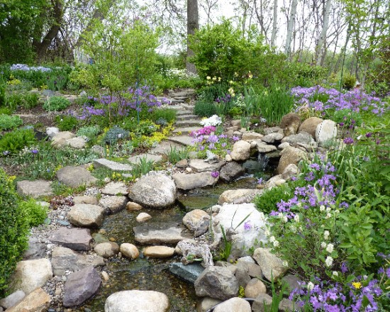 Start your day with garden photos from fine gardening for Fine gardens landscaping