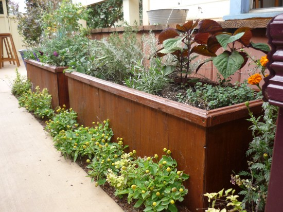 pssst want a very handsome planter box garden rant