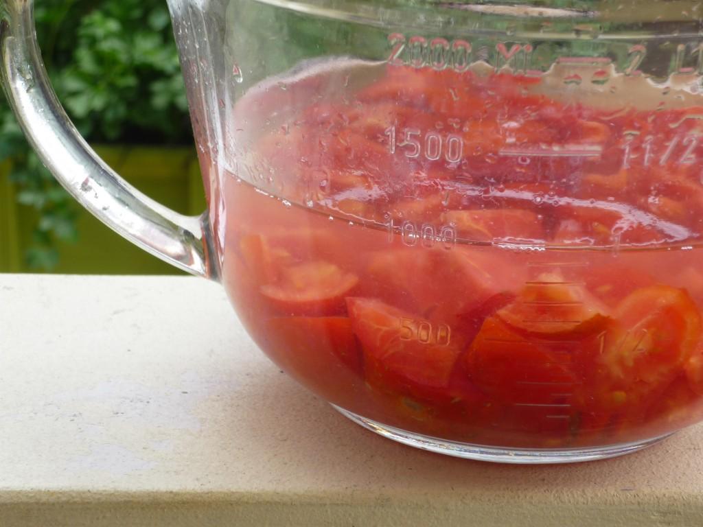 tomatoes vodka