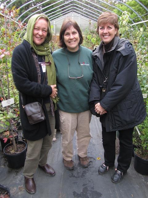 Rita Randolph, Ann Hines, Sharee Solow RareFind Nursery  101212