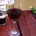 Kir:  Cassis, dry white wine.  See Drunken Botanist, p. 267