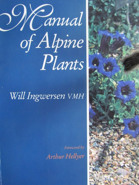Manual of Alpine Plants Ingwersen (1)