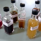 drinking vinegars assorted