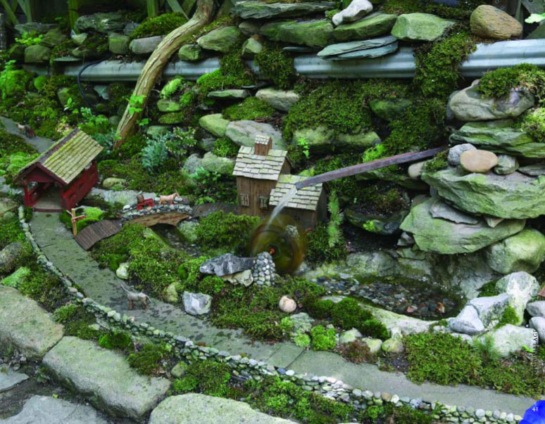 Brilliant Fairy Gardening Miniature Garden Example R With Design Ideas