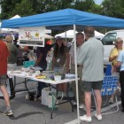 Master Gardener Clinic at a local Farmers Market