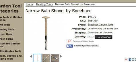 bulbshovel