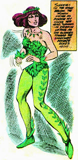 Poison Ivy in 1981, also with correct leaves on.
