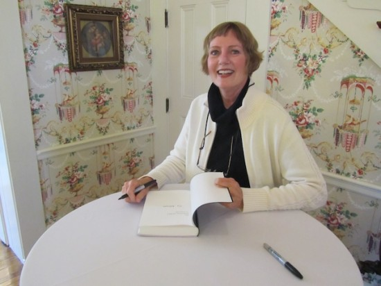 Book signing and lecture at Whitehall House and Gardens on March 26th.