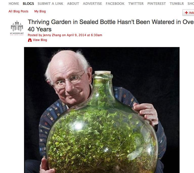 bottlegarden