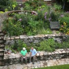 Top Hill Garden, aerial, Hayman July 16, 2009 1