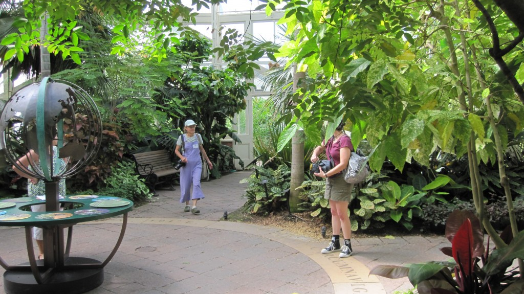 Garden bloggers visited during the 2010 Buffalo Fling.