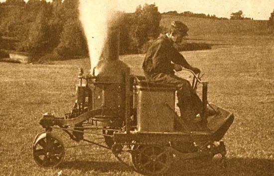steam mower 2