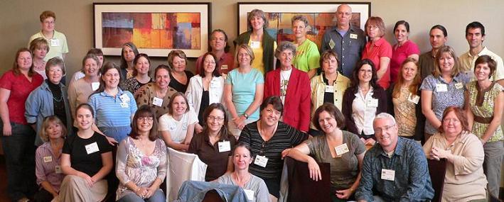Garden Bloggers Spring Fling 08 attendees