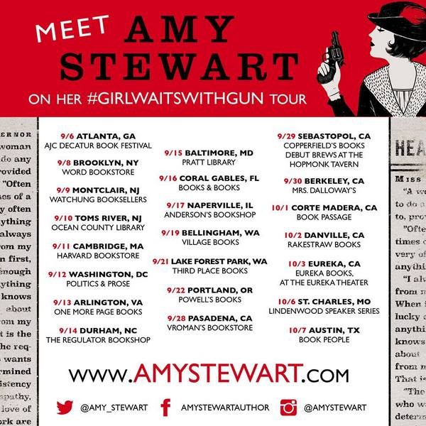 amy tour