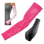 Protect your own limbs, with compression sleeves from Juzu and 2XU and McBride