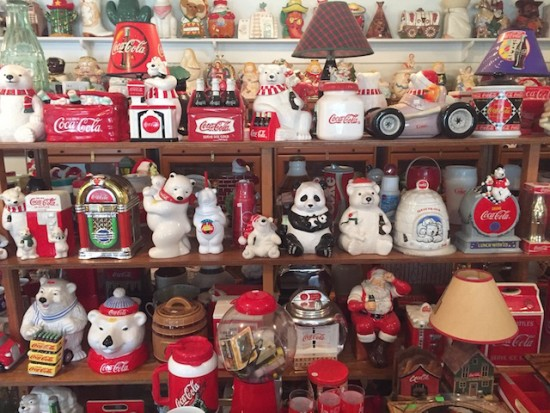 Norma's Cactus and Collectables, Store 071916