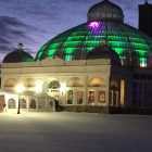 Feeliong SAD? Try your local conservatory. Ours has a light show  every winter.