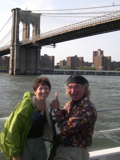 2004 New York PPA with Janet Draper and Simple.