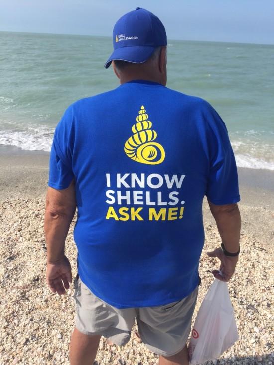 I know sea shells, Sanibel 021817