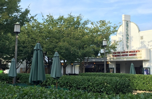 Movie Theater with a Garden Connection by Susan Harris | Harmon and Sons