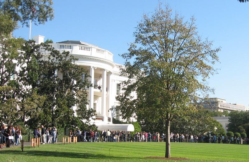 White House Garden Tour Day October 2010