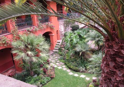 The Gardens of San Miguel de Allende, Mexico
