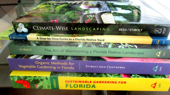 Garden book author