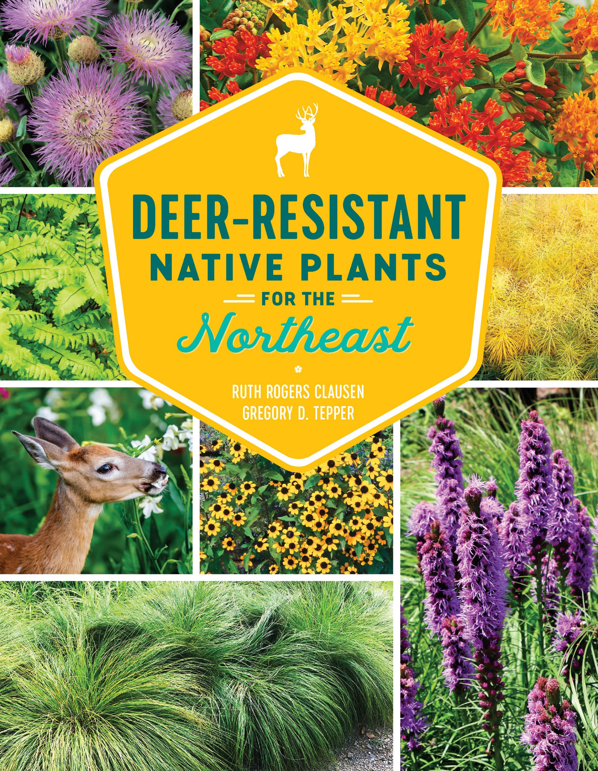 Deer-Resistant Native Plants for the NE - Cover