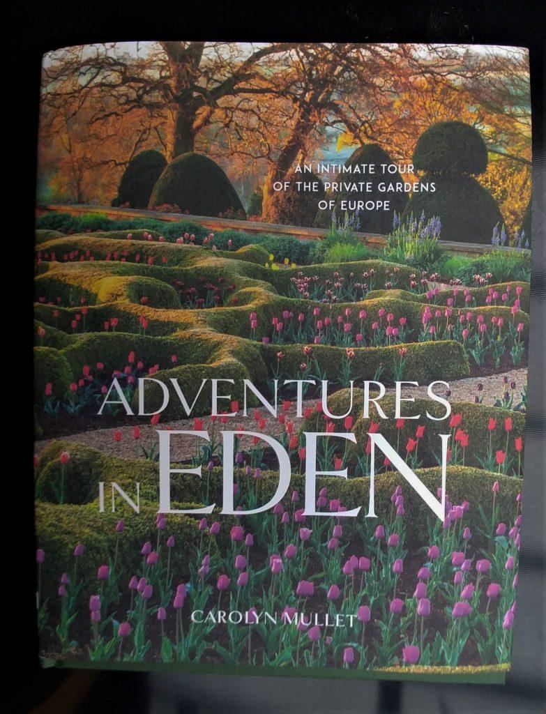 Adventures in Eden by Carolyn Mullet
