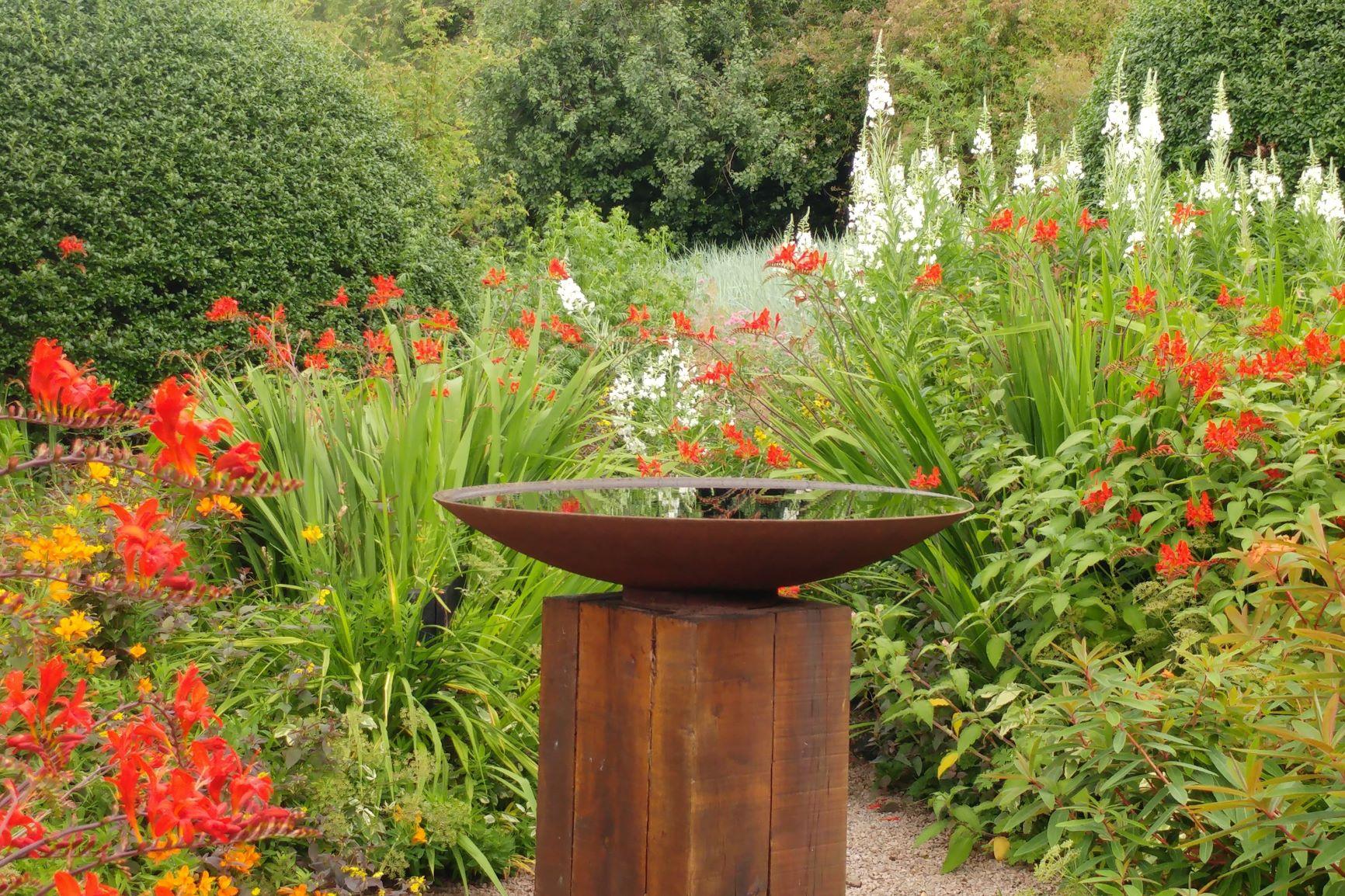 Front Garden Veddw
