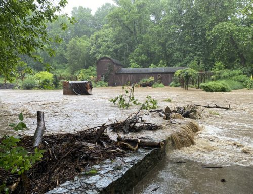 The Other F-word – Flood: A Letter to The Midwest