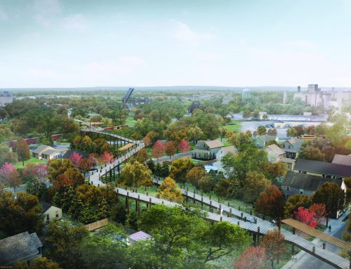 Is there a High Line(ish) in your town's future?