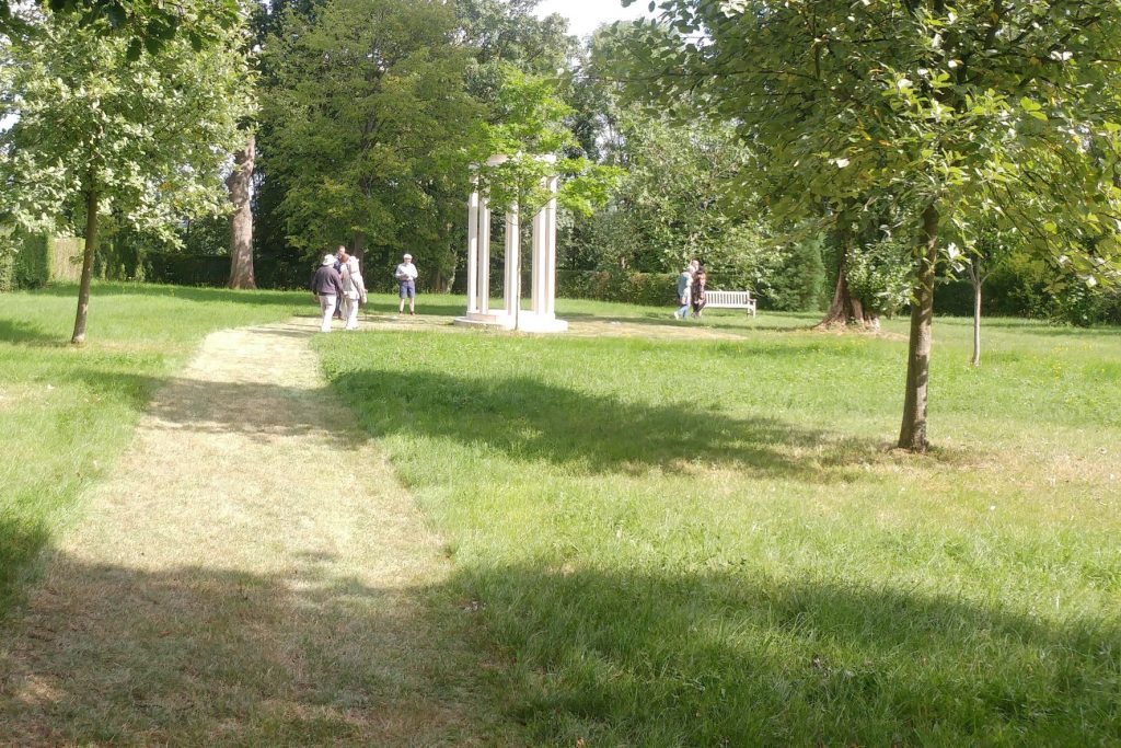 A Roman Temple?
